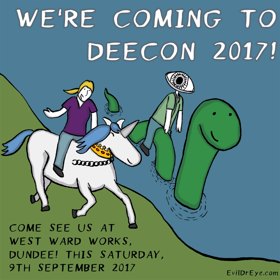 We're coming to Deecon 2017!
