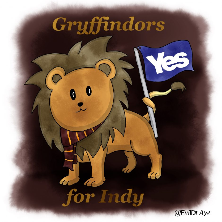 Gryffindors for Indy