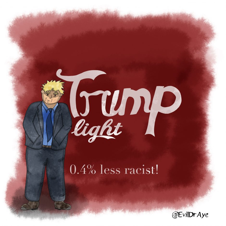 Trump light
