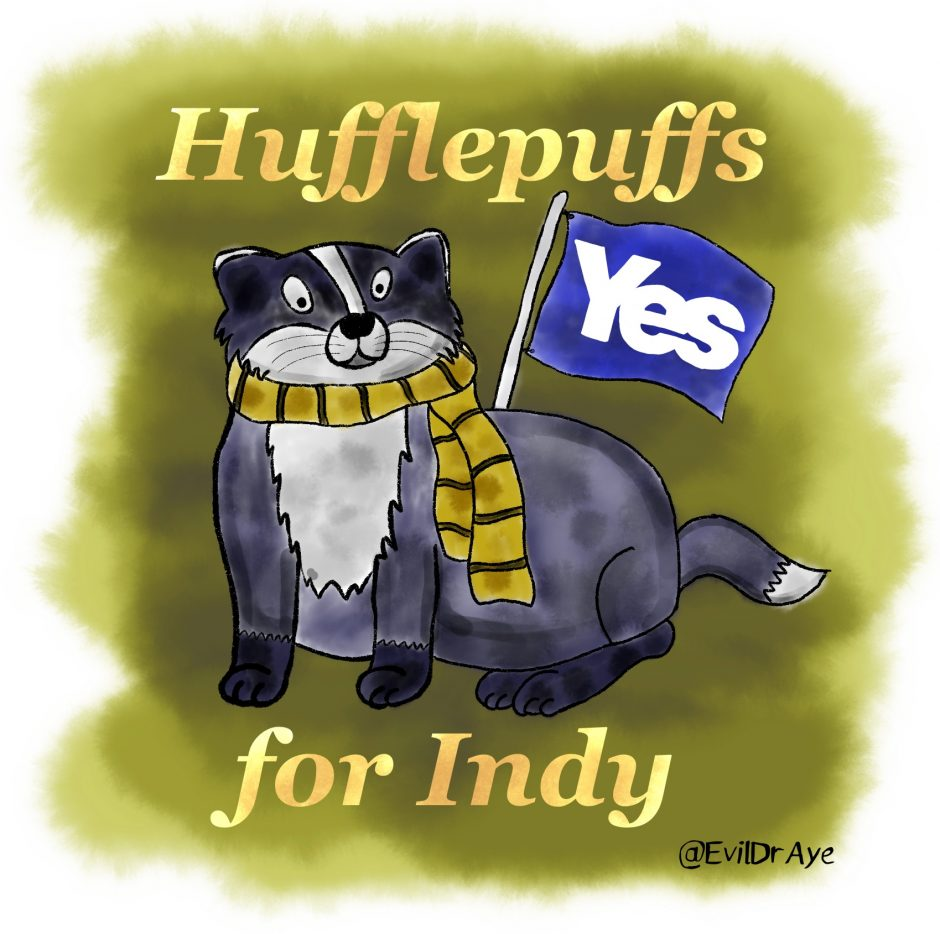 Hufflepuffs for Indy