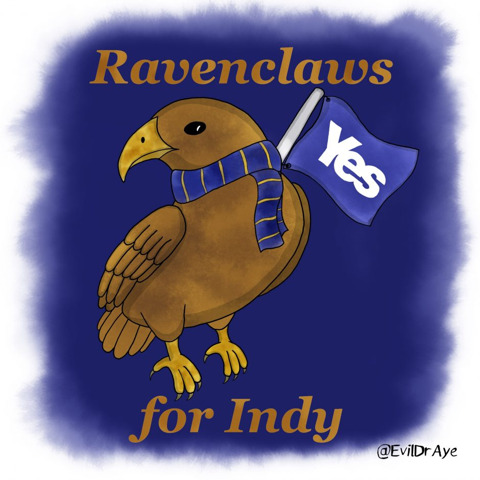 Ravenclaws for Indy