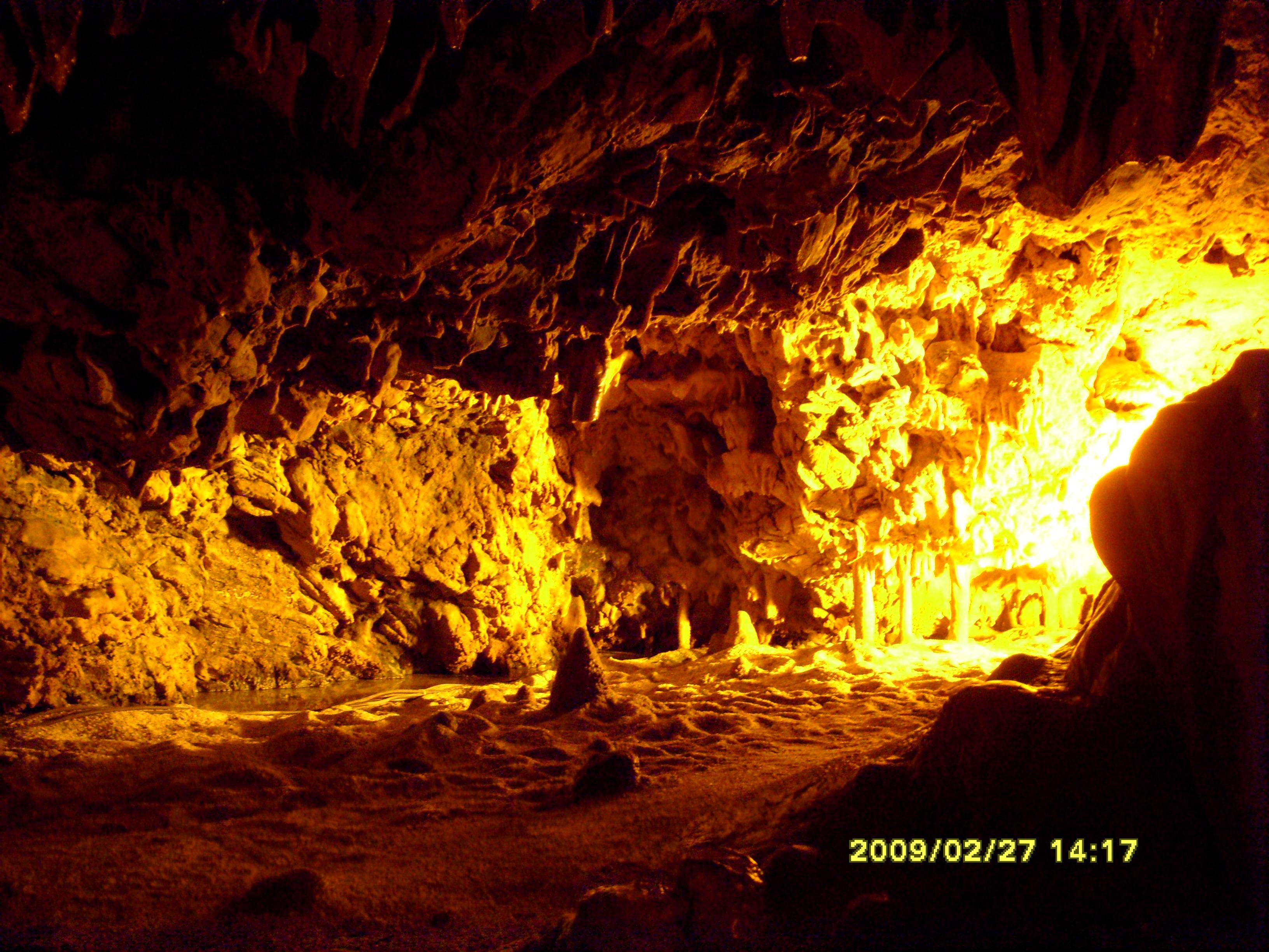 Damlatas Tropfsteinhöhle