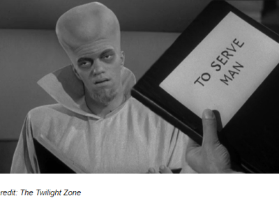 Discussion: To Serve Man