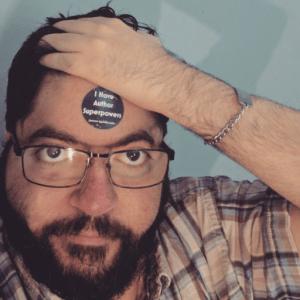 Author and filker Jon Matos