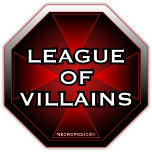 The League of Villains podcast comes to Evil Expo!