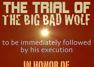 Trial of the Big Bad Wolf – LARP
