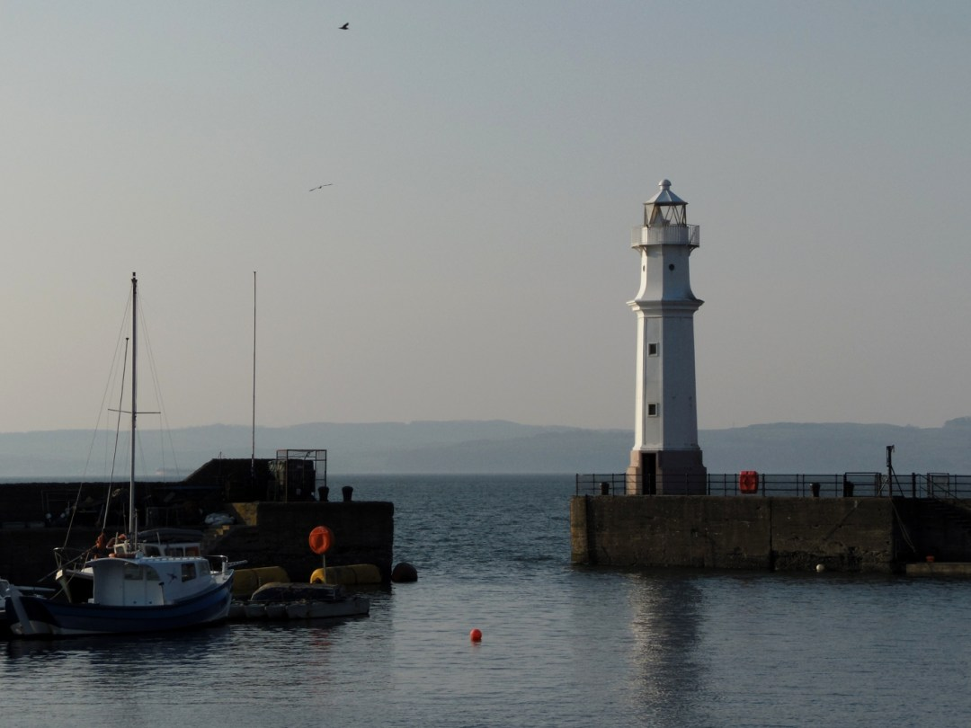 Edimbourg #5 : Dunfermline & Newhaven