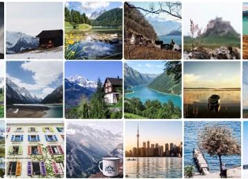 Instagram : 5 comptes qui me font voyager