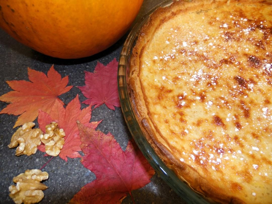 L'incontournable Pumpkin Pie d'automne