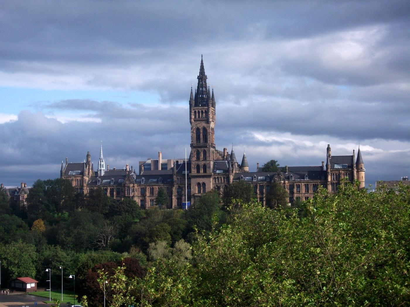 Etudiante Erasmus à Glasgow