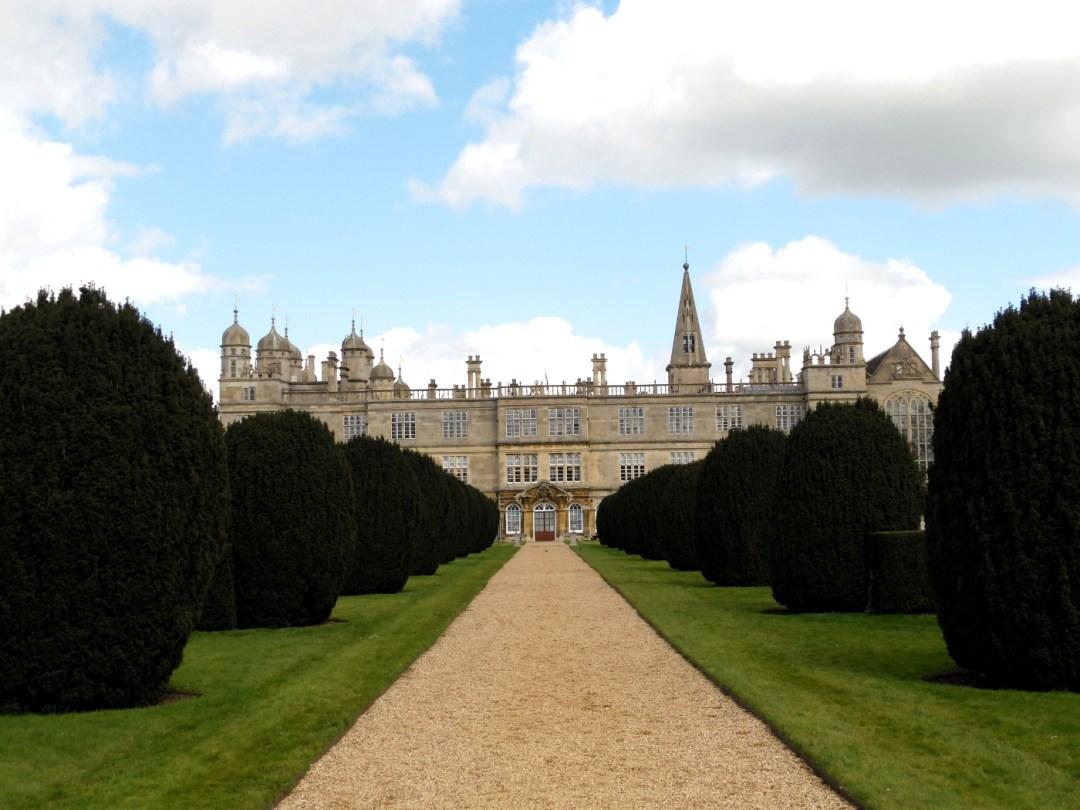 Jardin Sud Burghley House