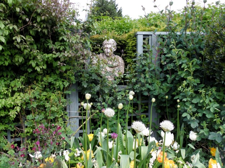 Garden of Surprises, Burghley House