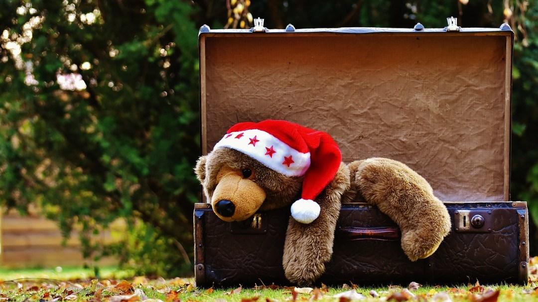 Rentrer en France pour Noël
