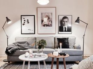 Inspiration : Un intérieur minimaliste/hygge