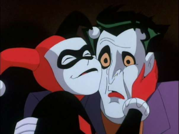 Cheer up, Puddin. Valentine's is only one day a year.