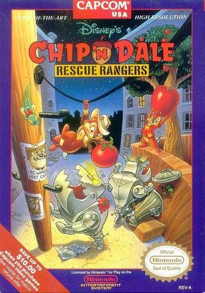43 - Chip and Dale's Rescue Rangers