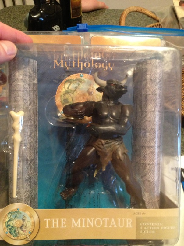 This Minotaur action figure get me that much closer to making that picture a reality