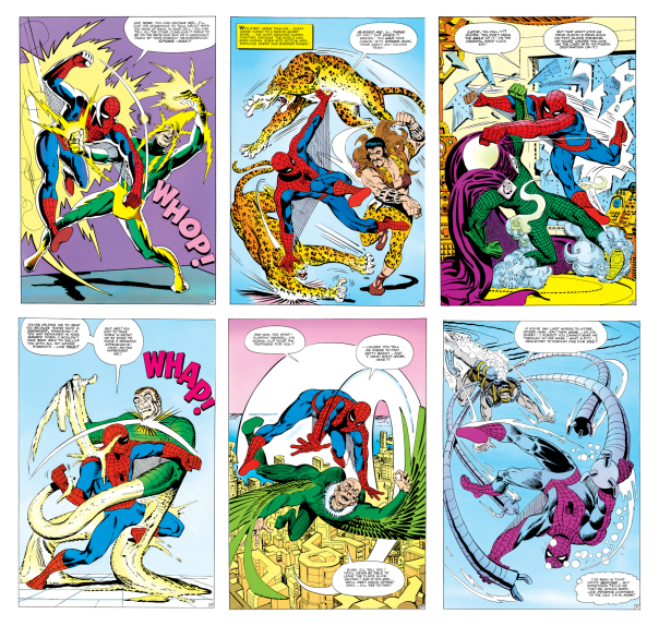 Sinister Six All Over