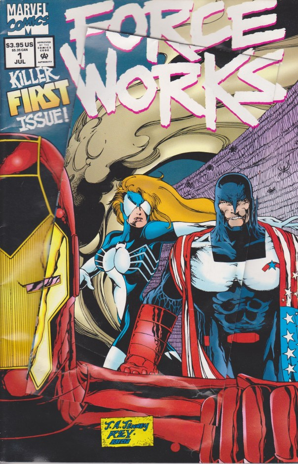 Force Works Cover