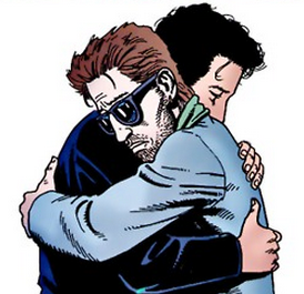 Jesse Custer and Cassidy 1
