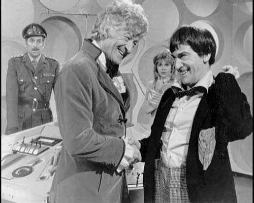 third and second doctors