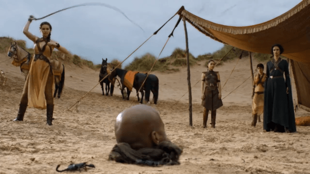 Sand_Snakes_torture_with_scorpions
