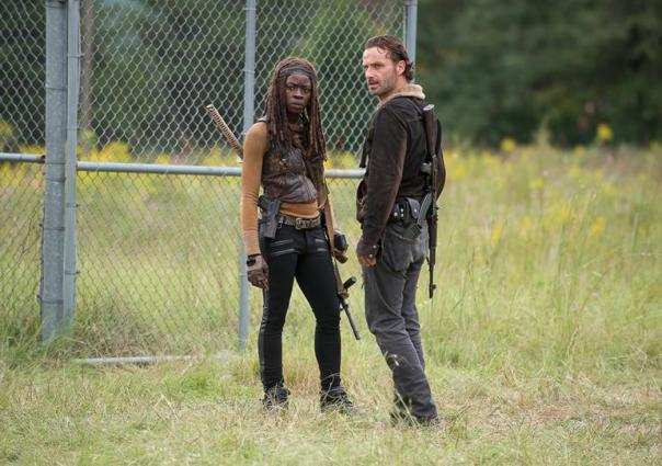 poor richonne don't have any time to enjoy their new found love