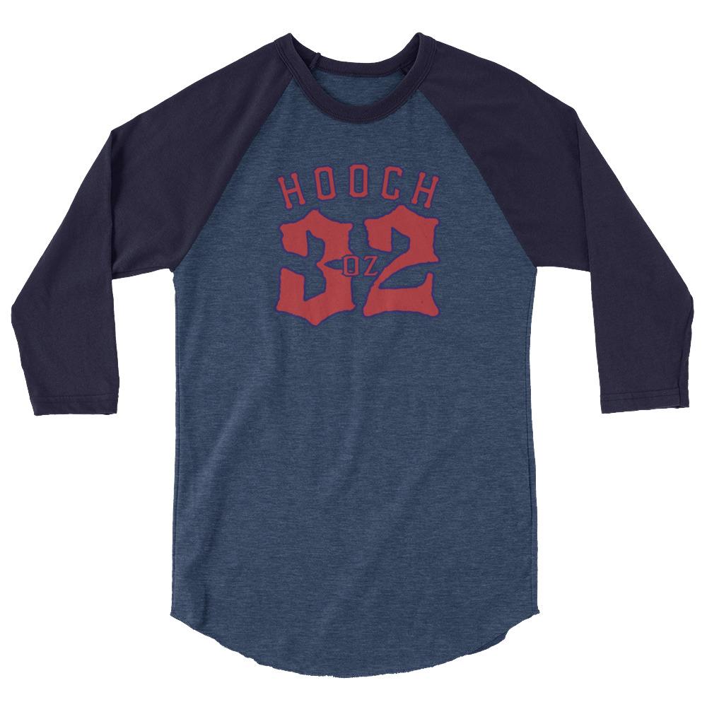 32oz Hooch<br>3/4 Sleeve T