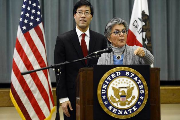 senator-barbara-boxer-anti-vax-bill-immunized-emeryville