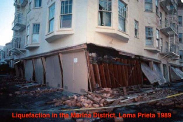 Loma Prieta First Story