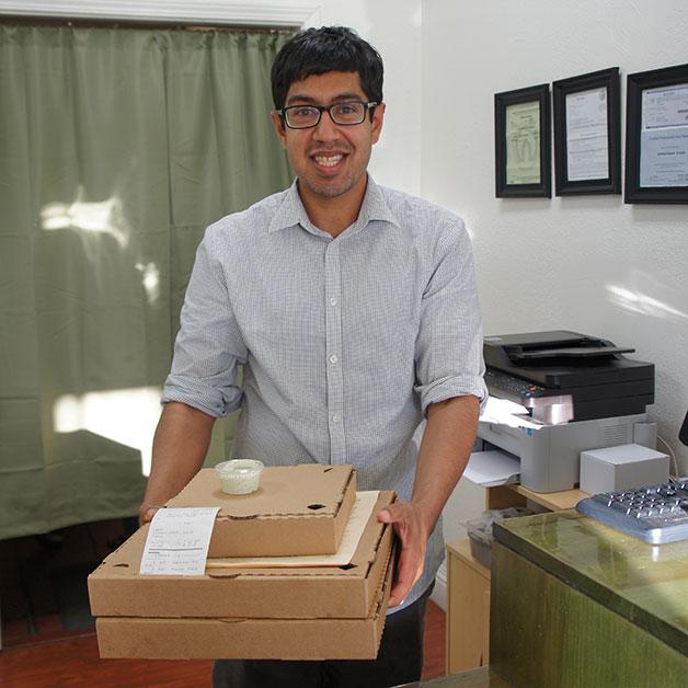 vik-gosain-namaste-pizza