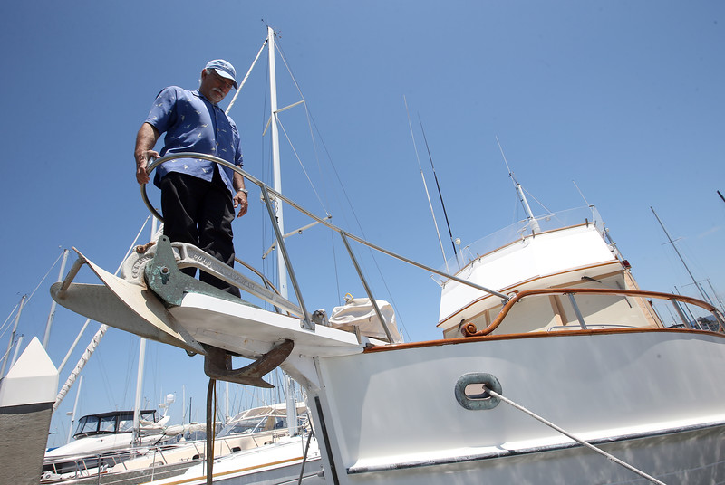 Life On The Emery Cove Yacht Harbor Detailed In Recent CC Times Article The Eville Eye