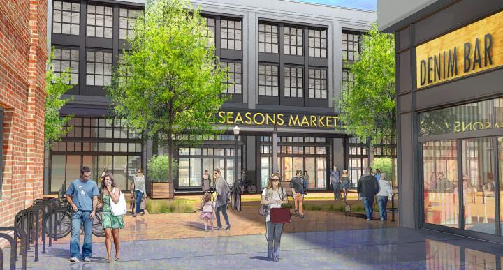 Public Market bringing Portland-based New Seasons Market Grocery Store to Emeryville