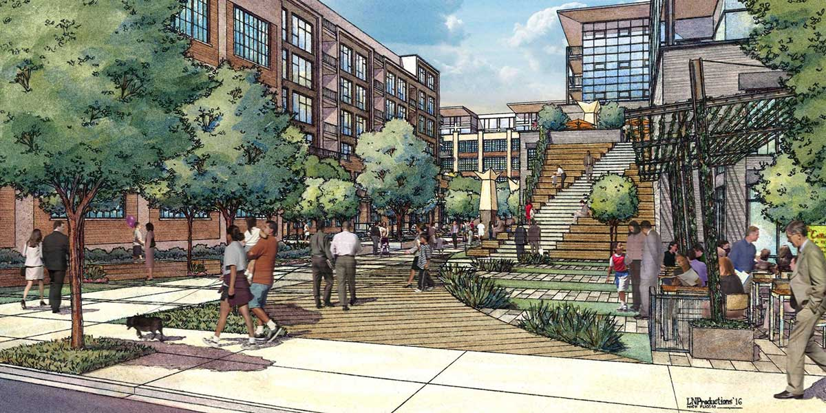 Sherwin-Williams Project Preliminary Development Plan Approved