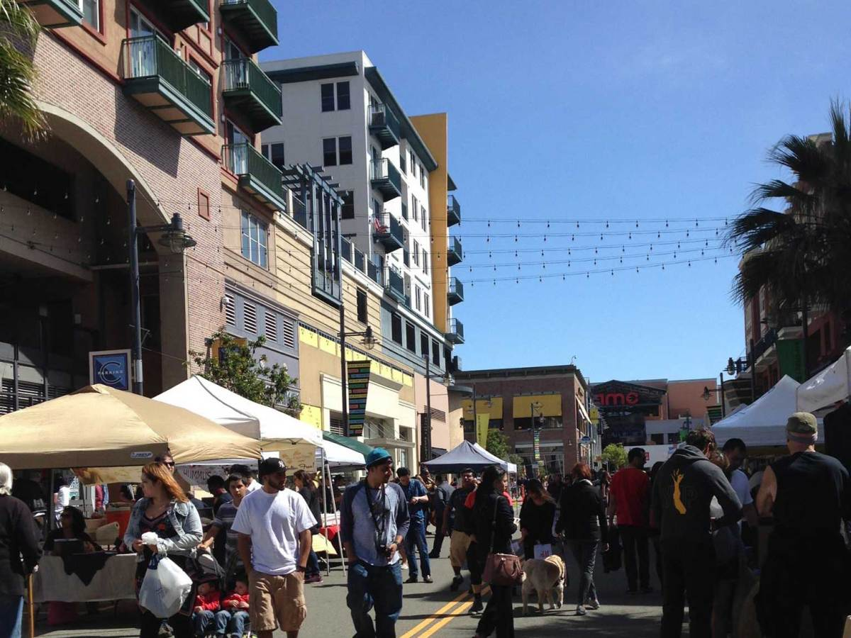 Bay Street Farmers' Market returns this Saturday with Grand Opening Celebration
