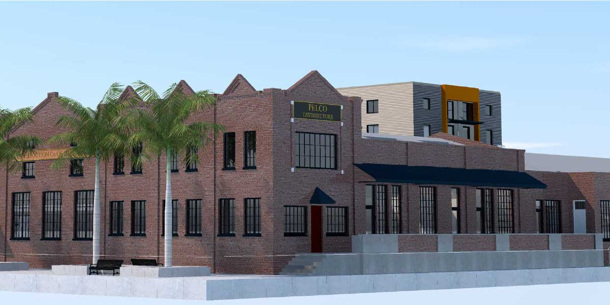 Proposed Live-Work Pelco Lofts first new ownership units in Emeryville in nearly a decade