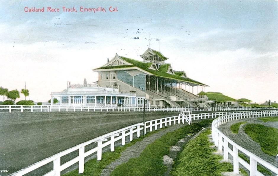 Emeryville Trotting Park AKA Oakland Race Track or the California Jockey Club.