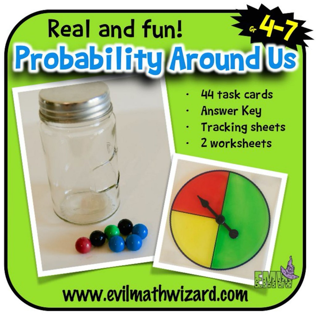 Probability Around Us Evil Math Wizard