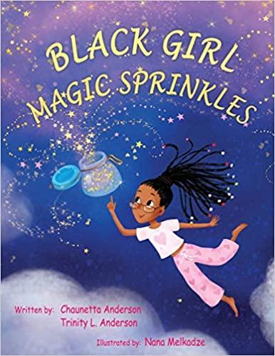 Book Review: Black Girl Magic Sprinkles