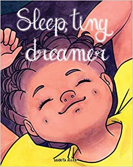Book Review: Sleep, Tiny Dreamer