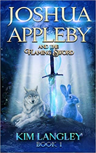 Book Review: Joshua Appleby and the Flaming Sword