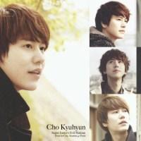 [wallpaper fan art BIC 4] Cho Kyuhyun