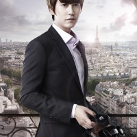 "Foto Eksklusif Kyuhyun Super Junior Dalam Wawancara Musikal ""Catch Me If You Can"""