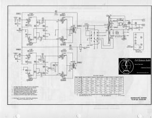 HiFi Schematics | Evil Science Audio