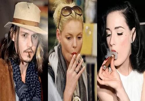 Smoking-Celebrities-Hollywood