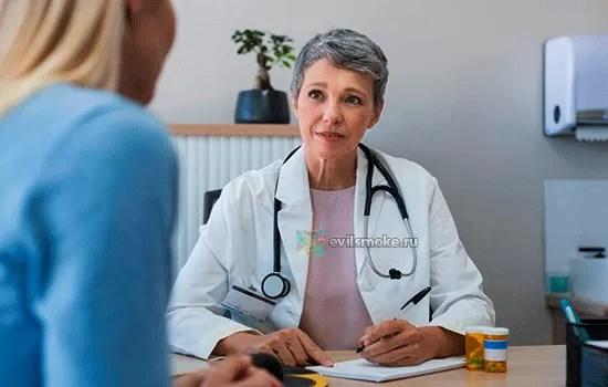 Фото - Пациентка у гинеколога