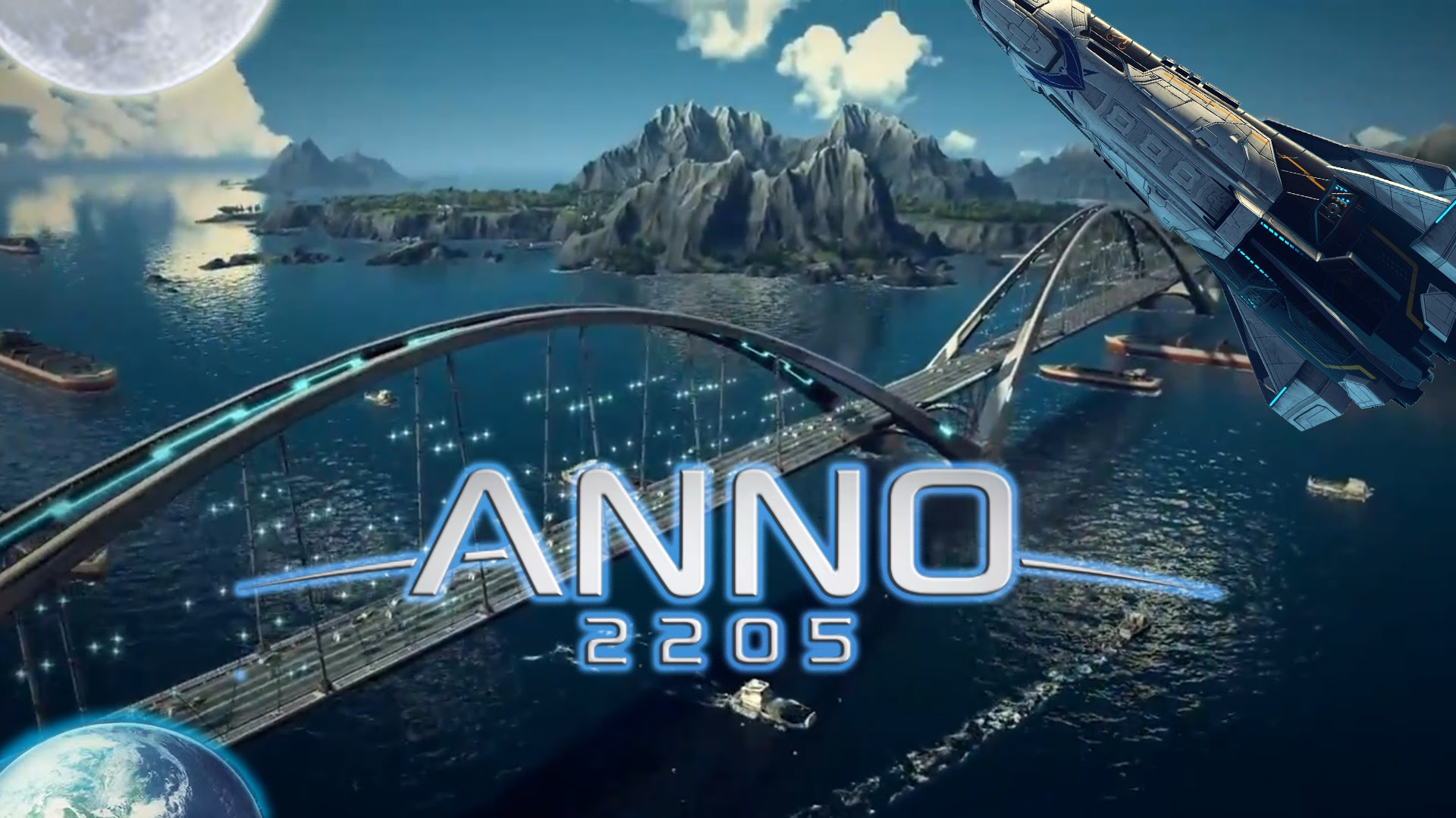 "Anno 2205 ""Explore a New World"" Trailer"