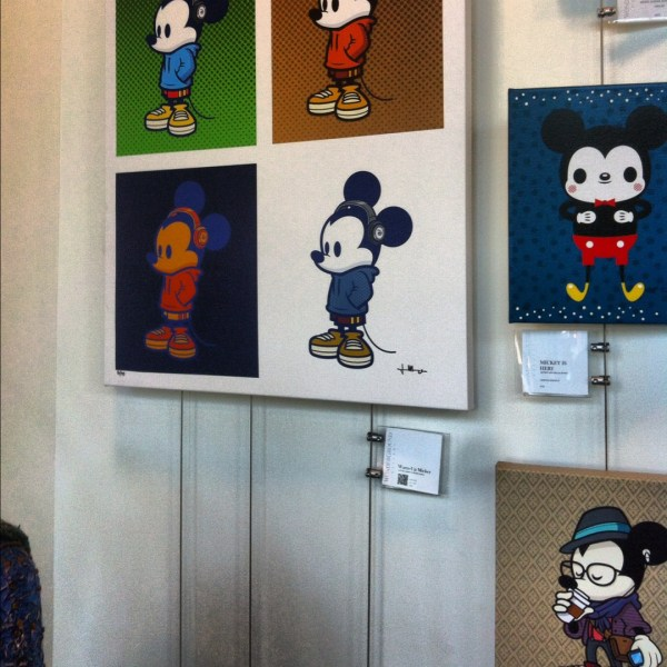 Downtown Disney WonderGround Gallery