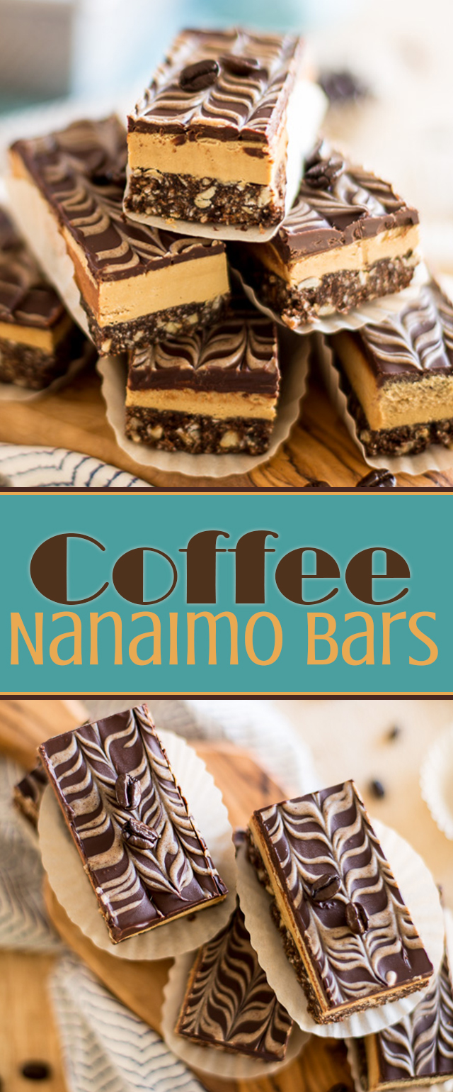 Coffee Nanaimo Bars | eviltwin.kitchen