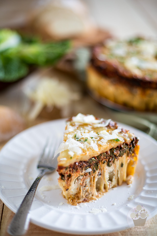 Rigatoni Pie | eviltwin.kitchen